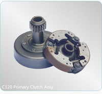 Automatic Motorcycle C120 Primary Clutch Assy.