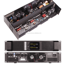 Tulun Play TIP1300 rack mount 2 channel professional power amplifier stereo Class D 4300W