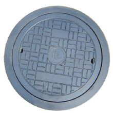 China factory Polymer Resin round manhole cover