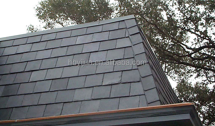Villadom/Cottage/Bungalow Stone coated Flat Roof Tiles