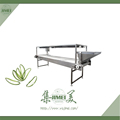 Aloe light inspection conveyor/aloe processing line