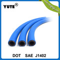 SAE J1402 EPDM rubber 3/8 inch trailer air brake hose with DOT
