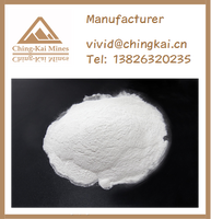 CaF2 97 Natural Fluorspar Powder CaF2