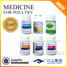 veterinary poultry medicine / drug for poultry and livestock
