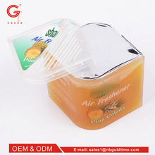 G-TL01 Top Quality Control Customized Logo Printed air gel freshener