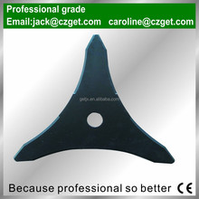 round paper cutting blade for brush cutter
