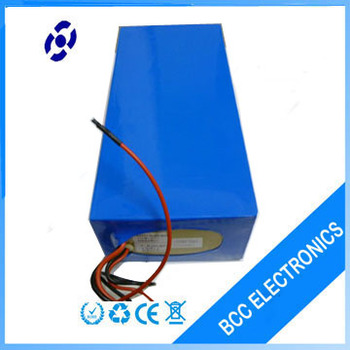 36v 10ah li-ion battery pack