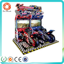 Coin Operated Arcade Equipment Motor Bike Racing Game Machine
