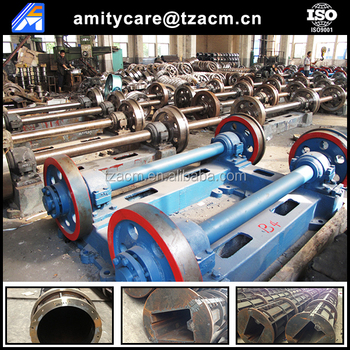 Concrete prestress pole centrifugal spinning machine
