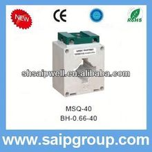 SAIP / SAIPWELL current transformer for energy meter ( MSQ30-MSQ130 )