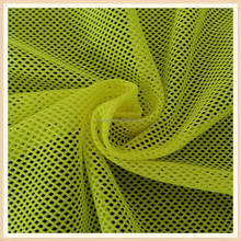 50D polyester spandex power net mesh fabric china supplier