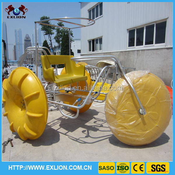 Hot!!! Water aquatics equipments water tricycle prices for adults and kids