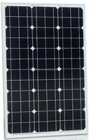 Quality and competitive price 50w mono solar panel for home electricity
