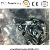 PP PET Plastic Metal Band Iron