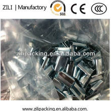 PP/PET plastic metal band Iron buckle PP strap buckle