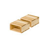 Early Education Kindergarten Solid Wooden Montessori Material Blocks Sets For Perschool Kids