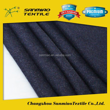 100 cotton french terry knitted denim fabric china suppliers WHTP-1621