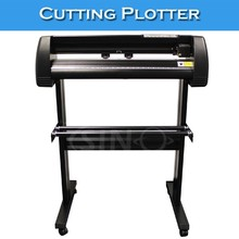 High Quality 720MM Win7/8 USB Software Plotter Cutting Vinyl Paper Cutter