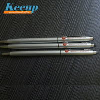 Popular Design Metal Twist Ball Pen Slim
