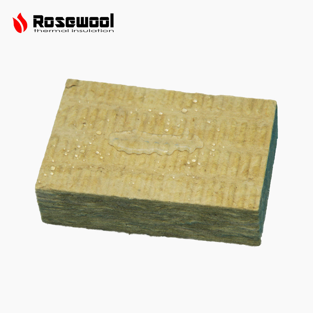 Refractory rockwool heat construction vacuum insulation panels