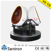 Sentron wholesale vr 9d cinema, virtual reality
