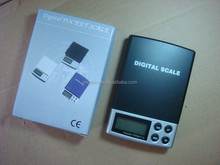 0.1g-2000g Mini Electronic Digital Pocket Scale
