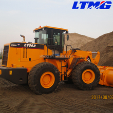 new style zl50 5 ton wheel loader for sale