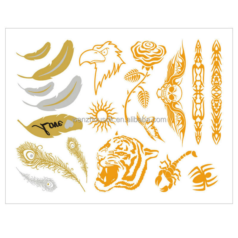 Wholesale Tattoo Sticker - Buy Tattoo Sticker Waterproof And Sweatproof Tattoo Stickers