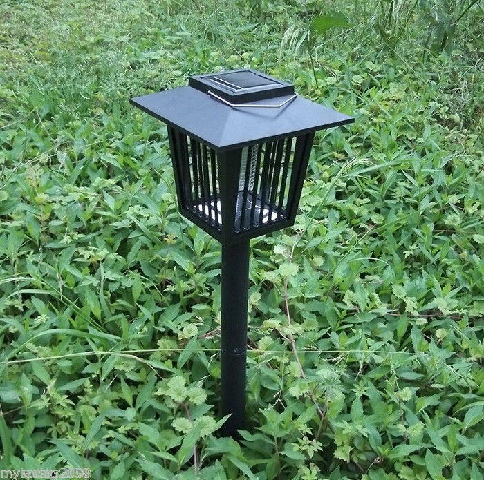Outdoor and indoor solar power mosquito killer trap lamp/High Quality Solar Mosquito Killer Lamp/Mosquito Repellent Energy Savin