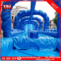 creative multi-fuction gaint playground inflatable slides for water amusement park
