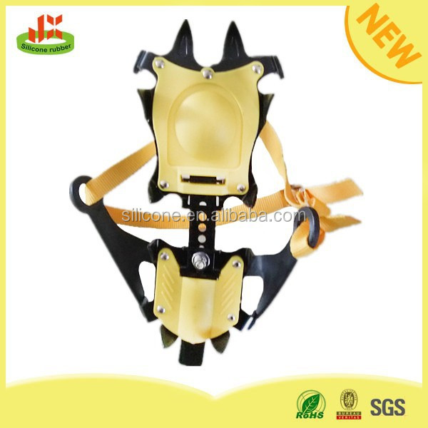 Hot sale outdoor silicone anti slip shoes cover