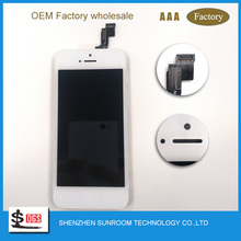 High quality 4 inch LCD Assembly for iPhone 5S