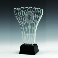 K9 badminton trophies trophies award wholesale with custom sizes engrave logo