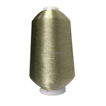 MS TYPE 1552 NORMAL GOLD METALLIC YARN EMBROIDERY THREAD