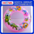TY197929 Lovely thick popular design inflatable baby swim neck collar ring