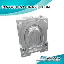 Plastic injection household toilet seat and cover mould mold hot runner mould mold hot spot mould mold
