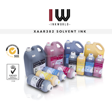 professional supply:solvent ink for Xaar 382 126/128,1440 DPI