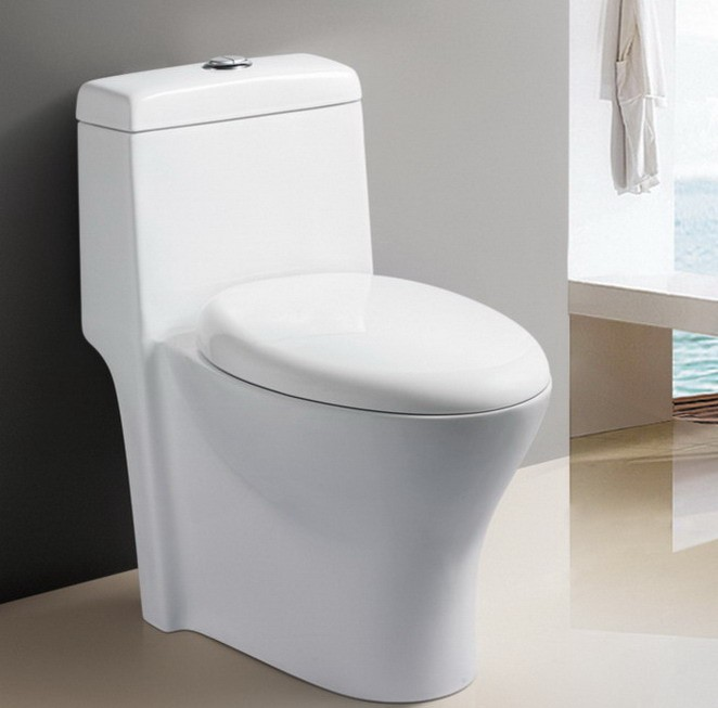 Cheap One Piece Toilet Manufacturer Sanitary Ware Toilet