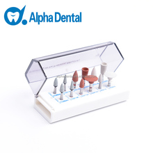 Dental Lab Polishing Kit For Precious Alloy