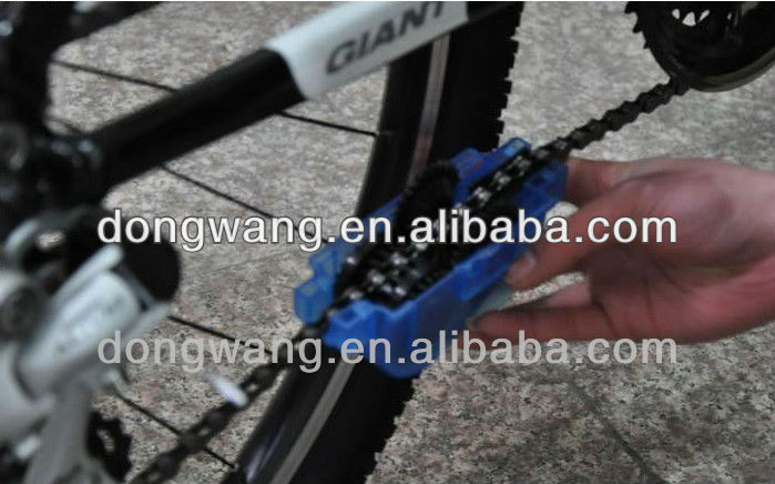 dirt easy handle tool for bike/bicycle chain,chain cleaner