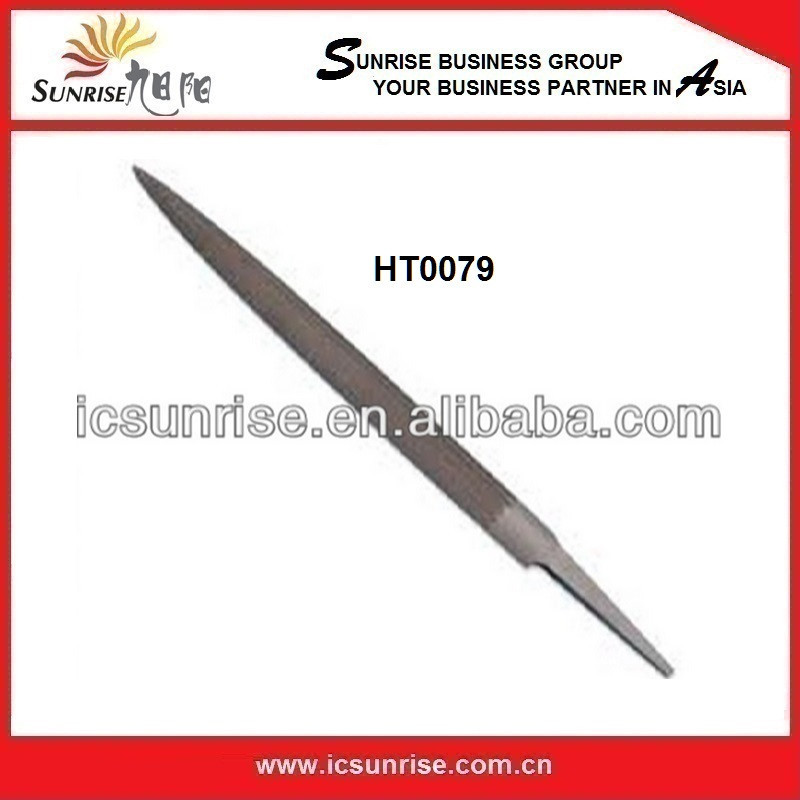 Steel Handle Saw Files