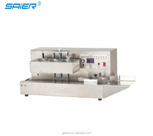 cover sealing capping machine for aluminum foil cup