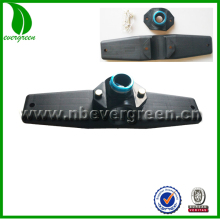 HDPE plastic pipe Clamp Saddle