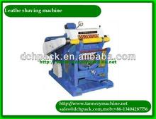 tannery machine for sheep leather dry shaving trimming machine