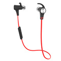 magnetic design in-ear headphone bluetooth wireless sport headset