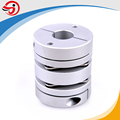 ball screw shaft coupling stainless disc coupling