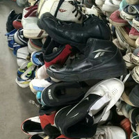 factory directly supply cheaper price second hand sport shoes