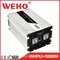 1000w 48v 220v dc to ac power inverter with battery charge