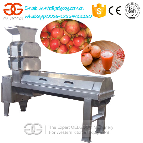 Pomegranate Juice Machine|Pomegranate Deseeding Machine