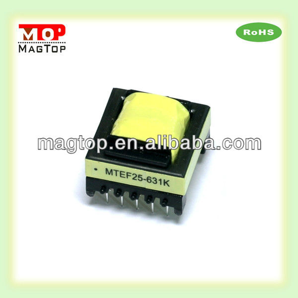 EF Type Electric Power Transformer 220v 30v Winding Wire
